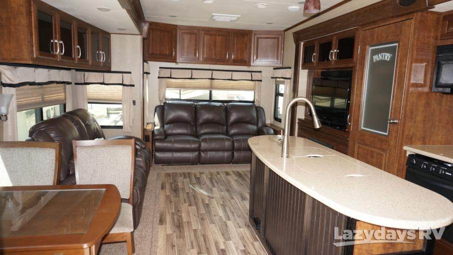 2014 Grand Design Solitude  369RL