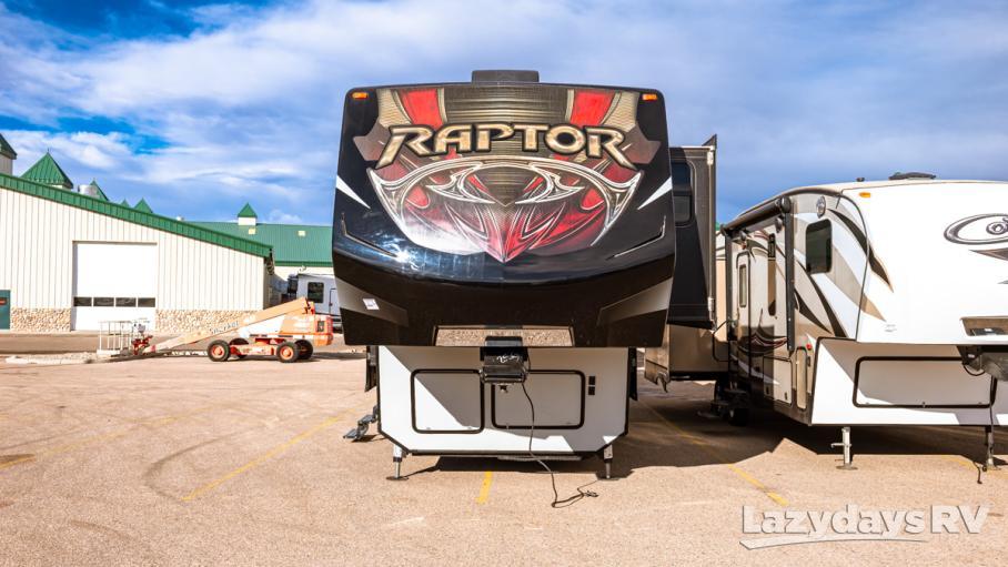 2017 Keystone RV Raptor 425TS