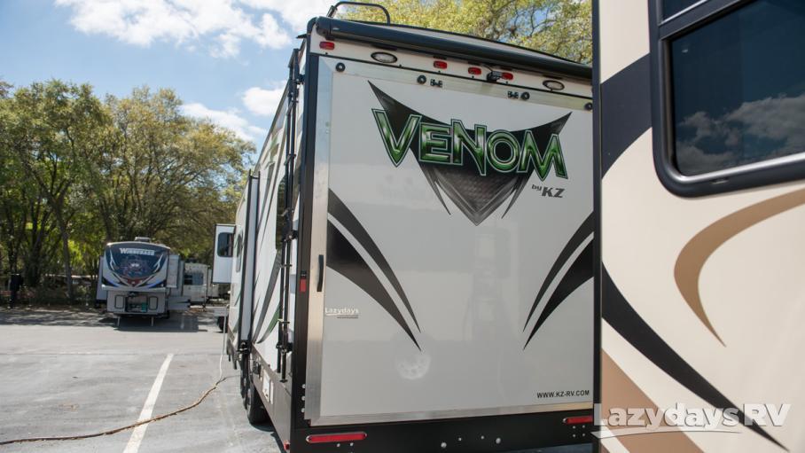 2017 KZ Venom 3911TK