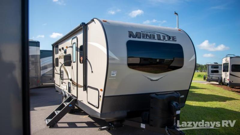 2020 Forest River Rockwood Mini Lite