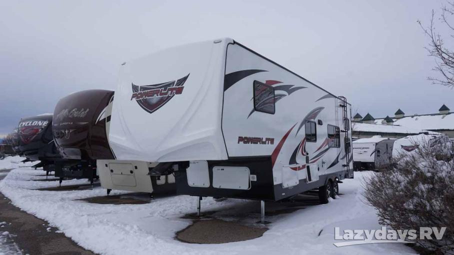 2015 Pacific Coachworks Powerlite F28FSX
