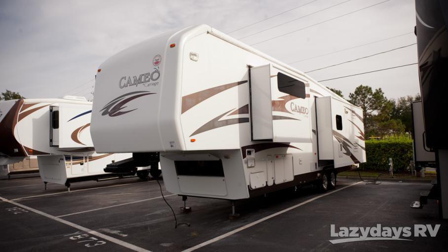 2010 Carriage Cameo F37KS3