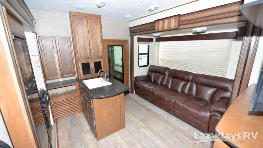 2016 Keystone RV Carbon TT 33
