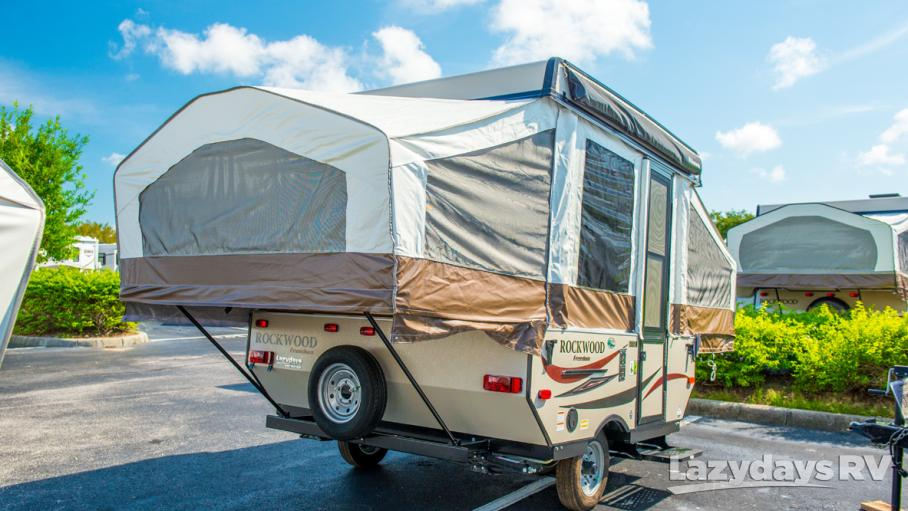 2017 Forest River Rockwood Freedom LTD 1640LTD