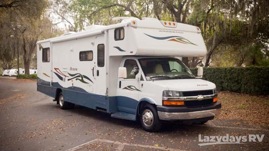 2007 Winnebago Outlook 29B