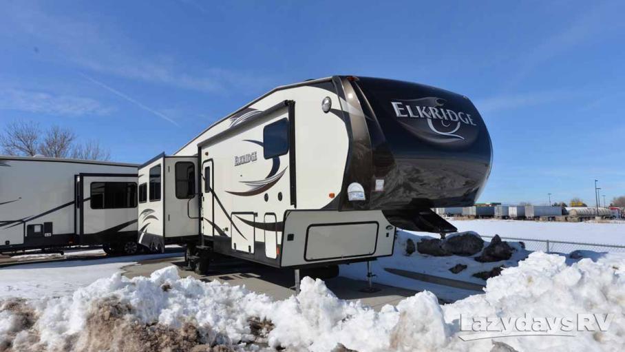 2015 Heartland Elkridge 34TSRE