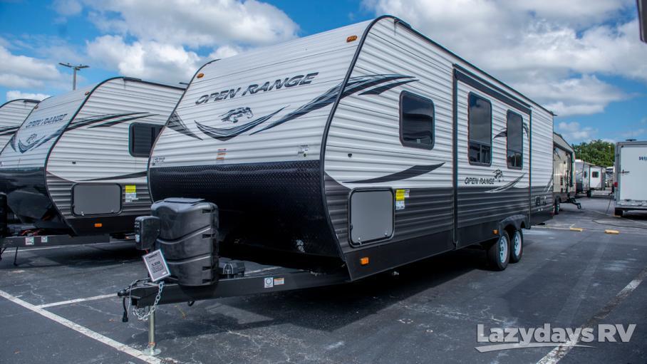 2020 Highland Ridge RV Open Range 26BHS