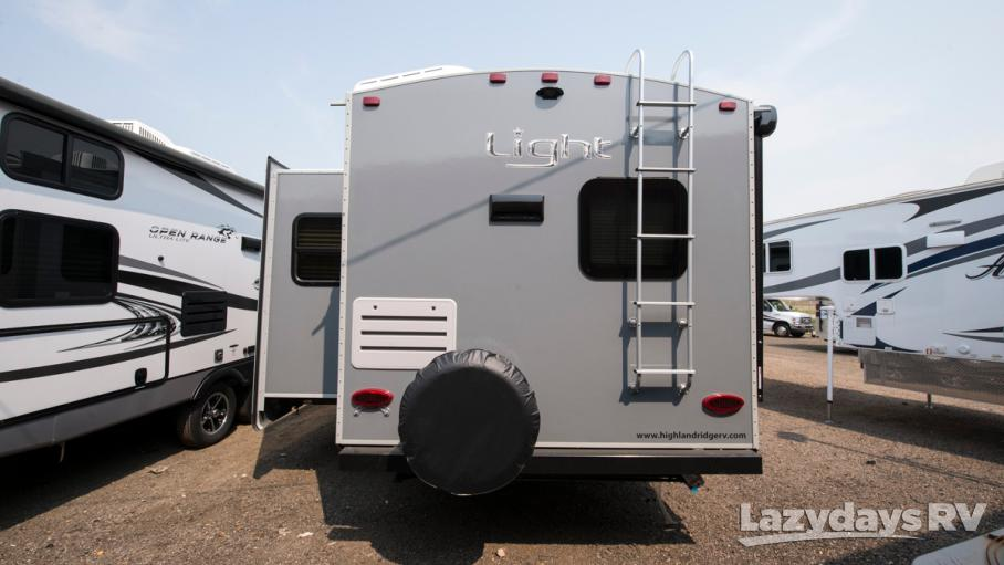 2018 Highland Ridge RV Light LT280RKS