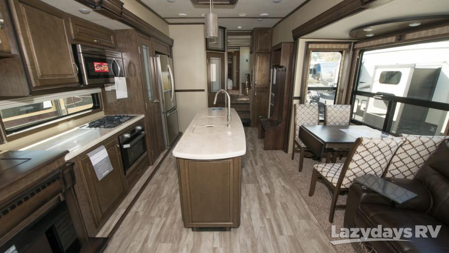 2018 Grand Design Solitude 373FB-R