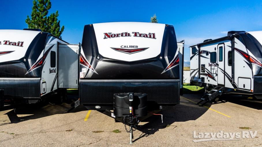 2019 Heartland North Trail 22FBS