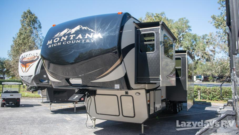 2017 Keystone RV Montana High Country 381TH