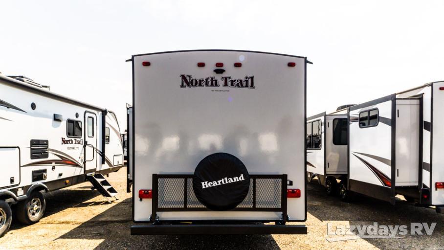 2019 Heartland North Trail 31QUBH