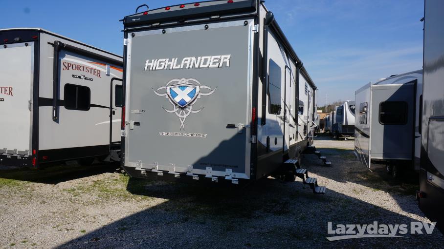 2019 Highland Ridge RV Highlander 327G