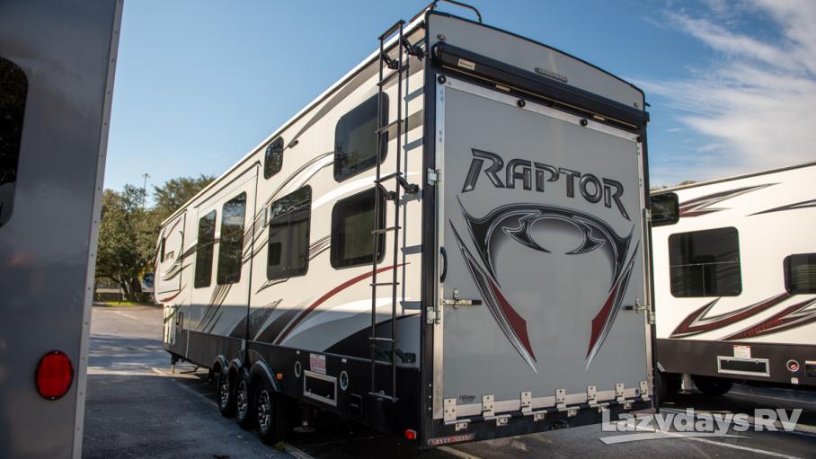 2014 Keystone RV Raptor 365LEV