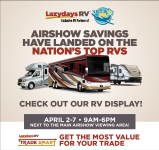 Come Hang with Lazydays RV at the 2019 Sun 'n Fun International Fly-In & Expo