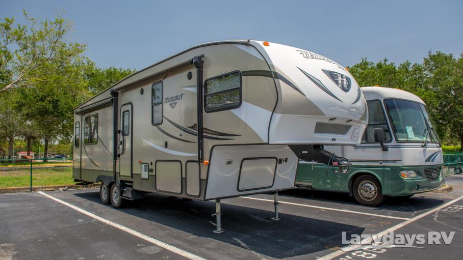 2015 Keystone RV Hideout 298BHDS