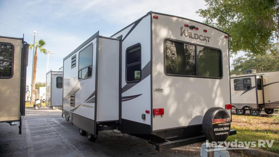 2019 Forest River Wildcat 322RLI