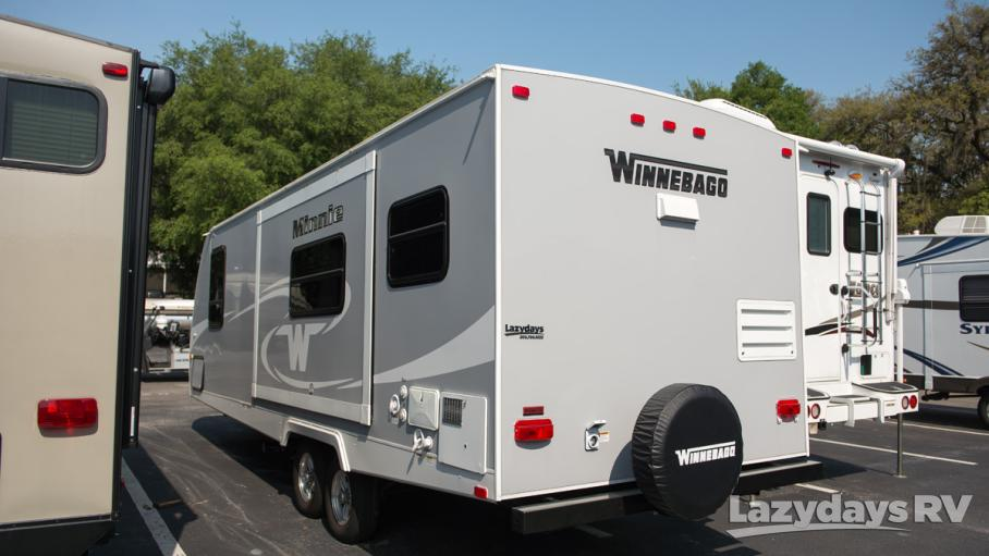 2016 Winnebago Minnie 2401RG