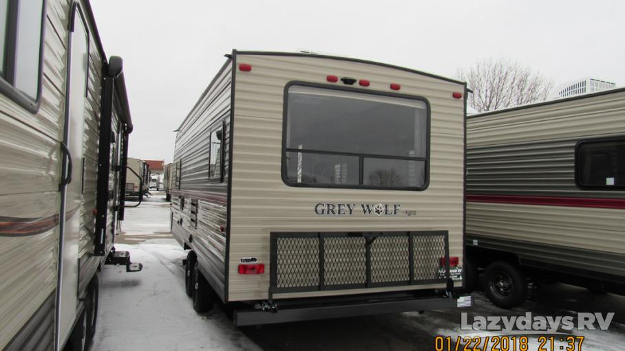 2018 Forest River Cherokee Grey Wolf 20RDSE