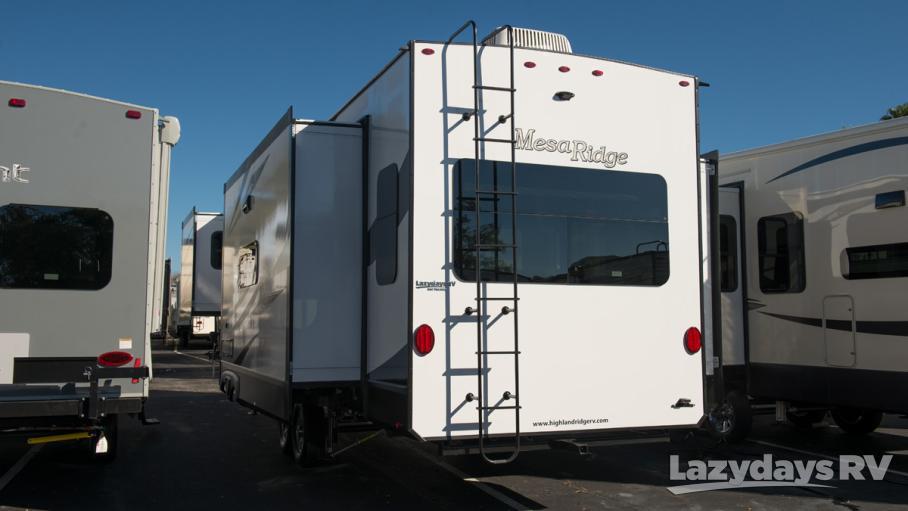 2019 Highland Ridge RV Mesa Ridge 314RLS