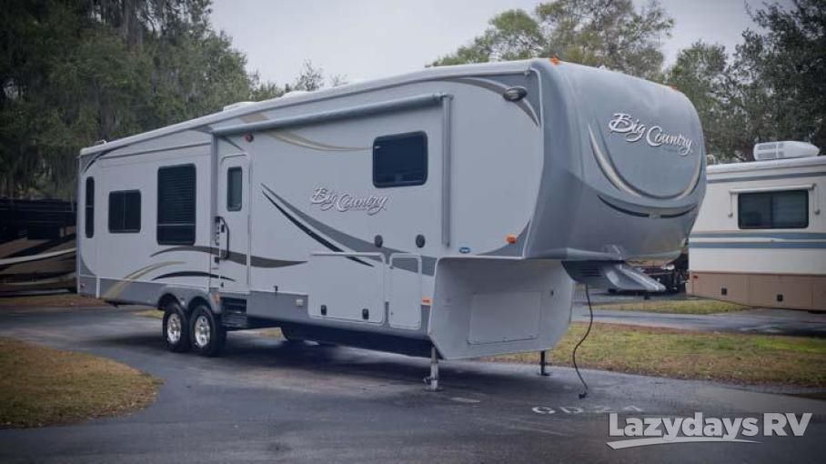 2011 Heartland Big Country 3450TS