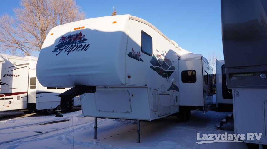 2006 Frontier Aspen 3205