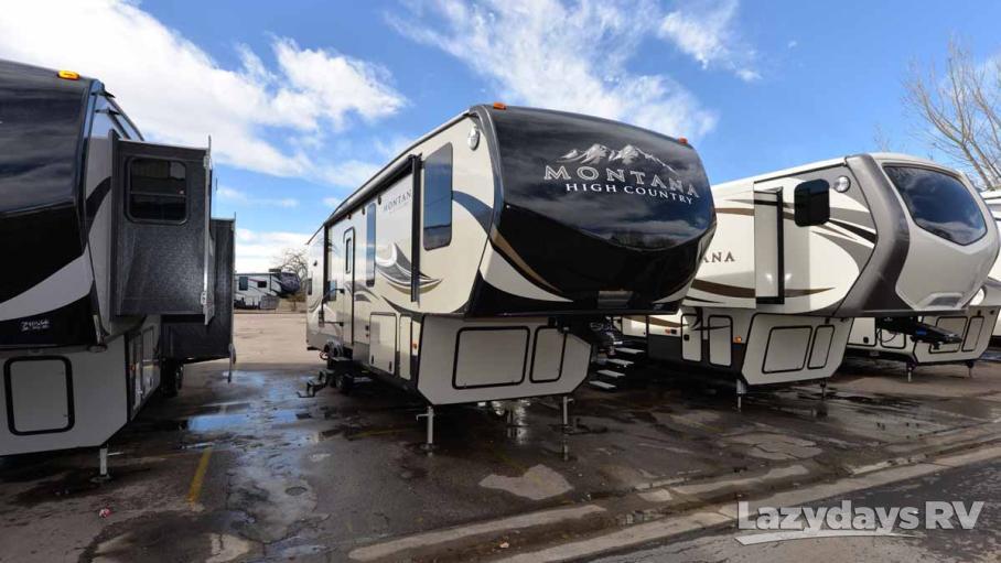 2016 Keystone RV Montana High Country 293RK