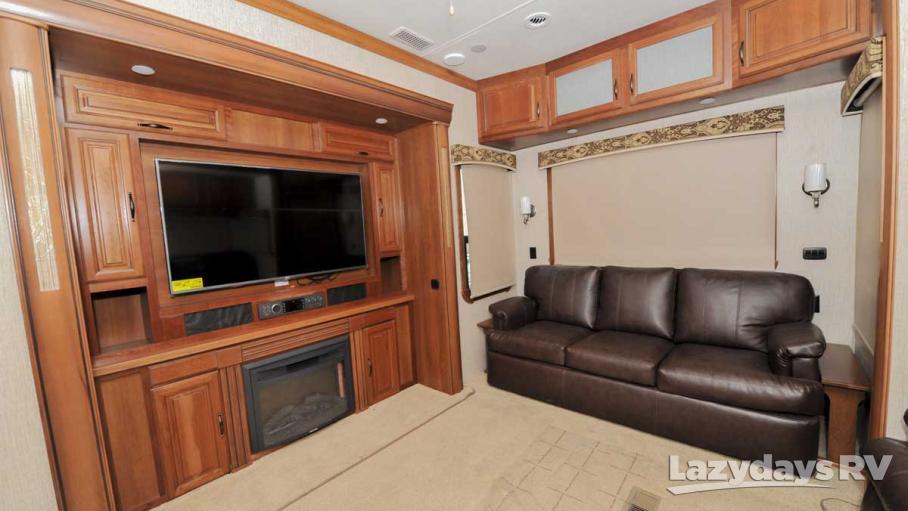 2017 Redwood RV Redwood 38RD