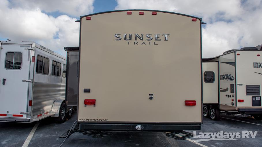 2015 Crossroads RV Sunset Trail TT 270BH
