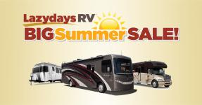 The Lazydays Big Summer Sale Kicks off at Lazydays RV Tucson!