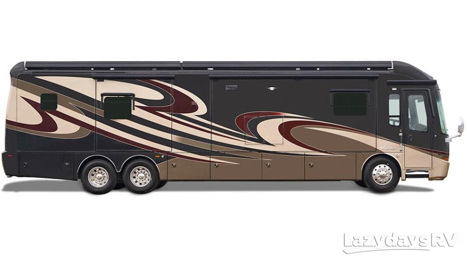 2014 Entegra Coach Anthem 42DLQ