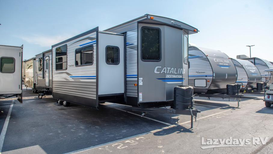 2019 Coachmen Catalina Destination Series