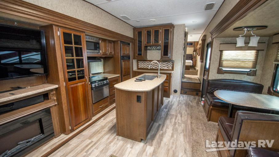 2018 Forest River Crusader 337QBH