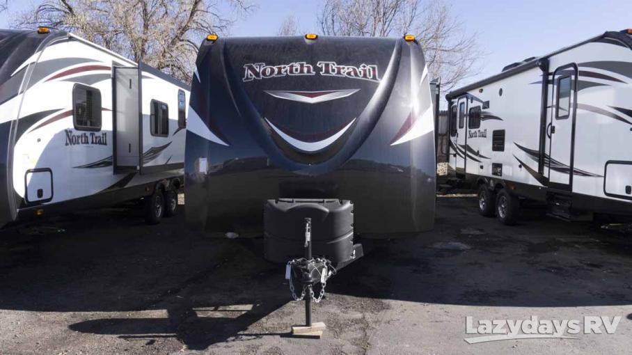 2016 Heartland North Trail 22FBS