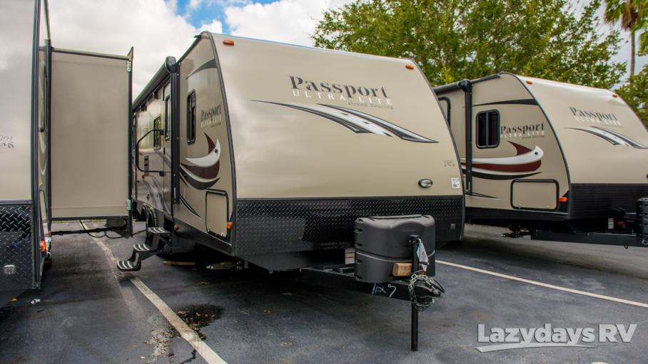2017 Keystone RV Passport GT 2810BH