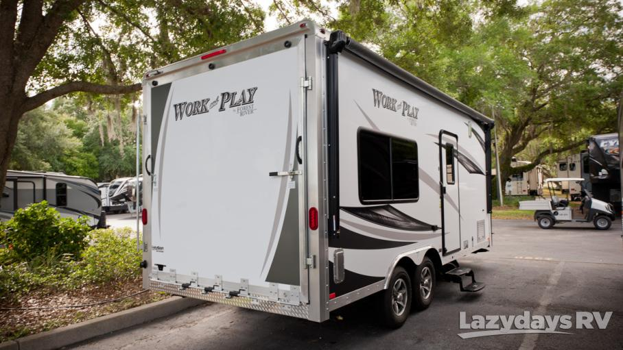 2017 Forest River Work and Play TT 18EC