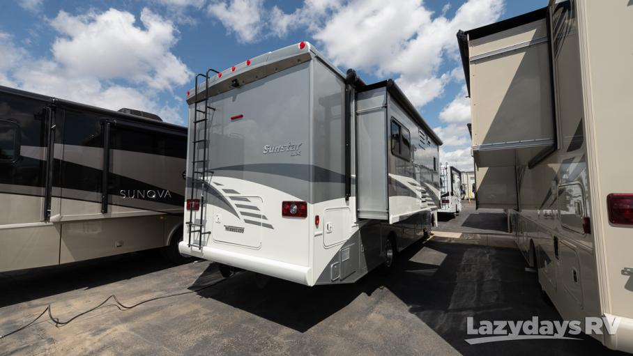 2019 Winnebago Sunstar LX 27N