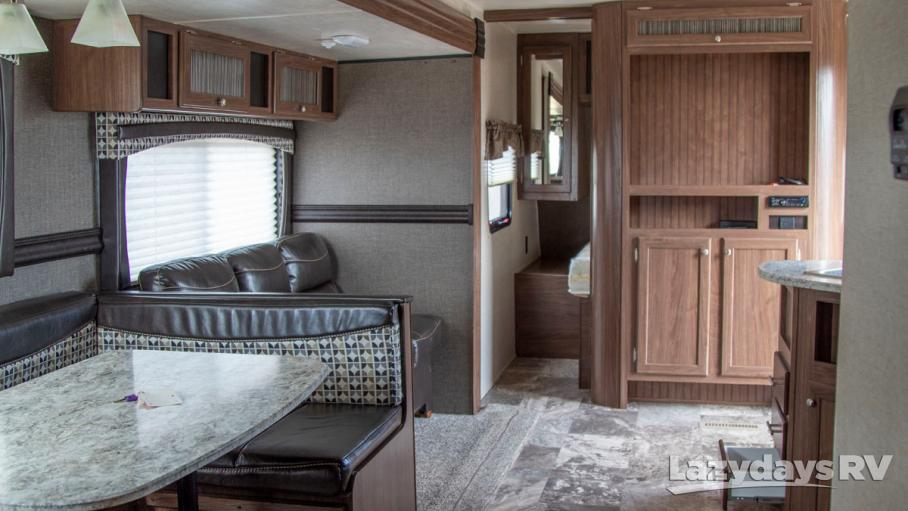 2017 Heartland Pioneer 300QB