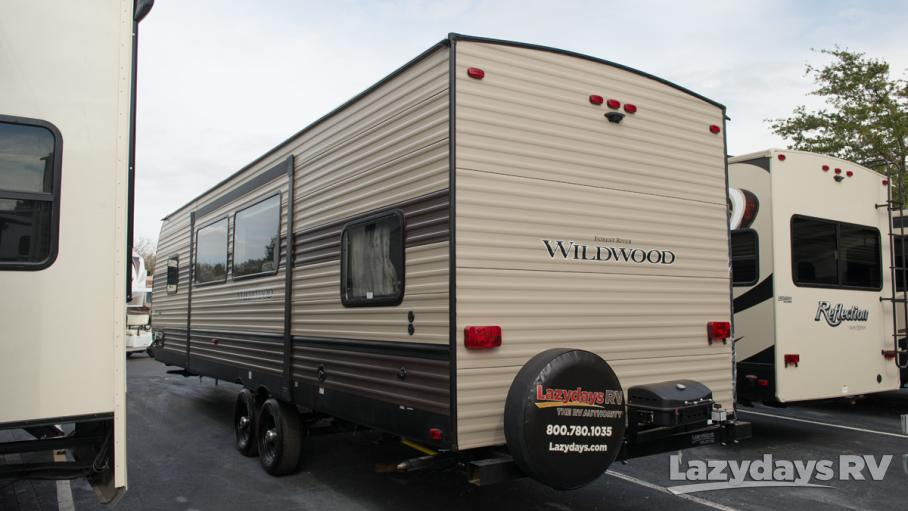 2019 Forest River Wildwood 30KQBSS