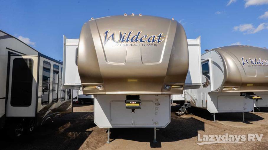 2016 Forest River Wildcat 338FL
