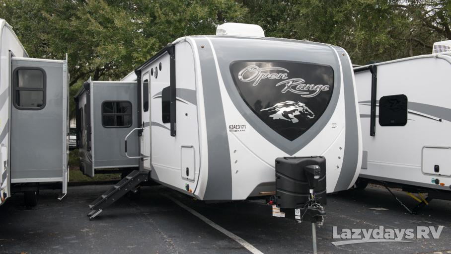 2019 Highland Ridge RV Open Range 328BHS