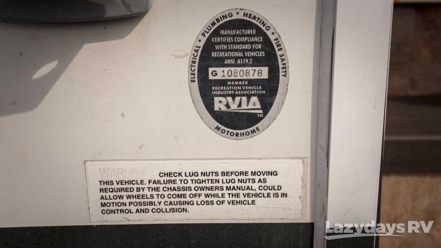 2004 Rexhall Vision 36VS