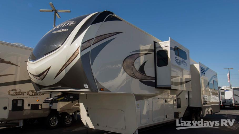 2018 Grand Design Solitude 373FB