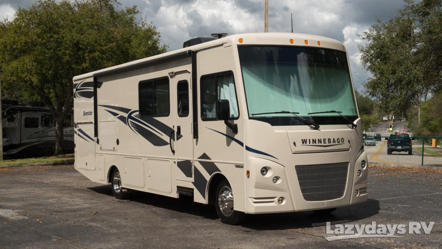 2018 Itasca Sunstar 29VE