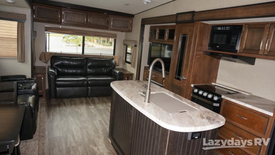 2018 Grand Design Reflection 295RL