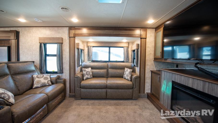 2018 Highland Ridge RV Open Range 370RBS