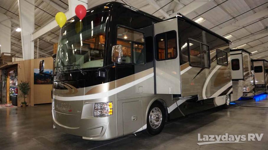 2015 Tiffin Motorhomes Allegro RED 38QBA
