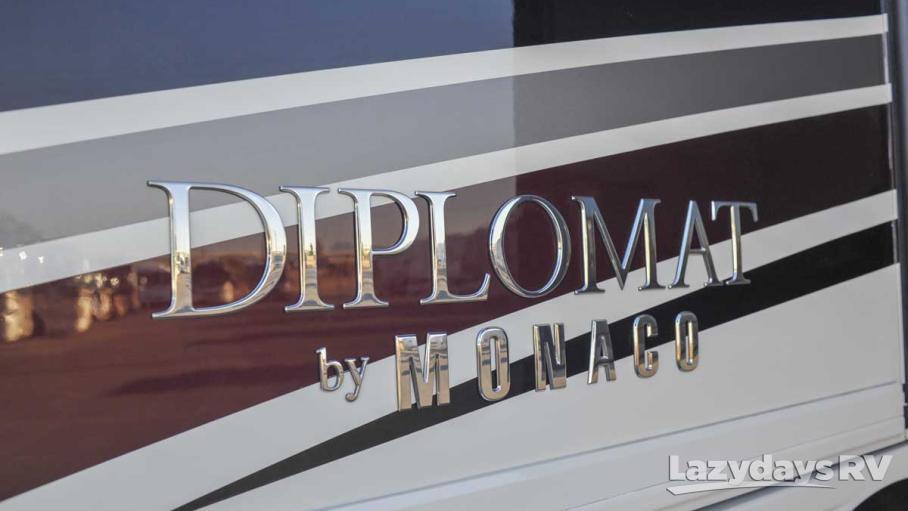 2016 Monaco Diplomat 43SG