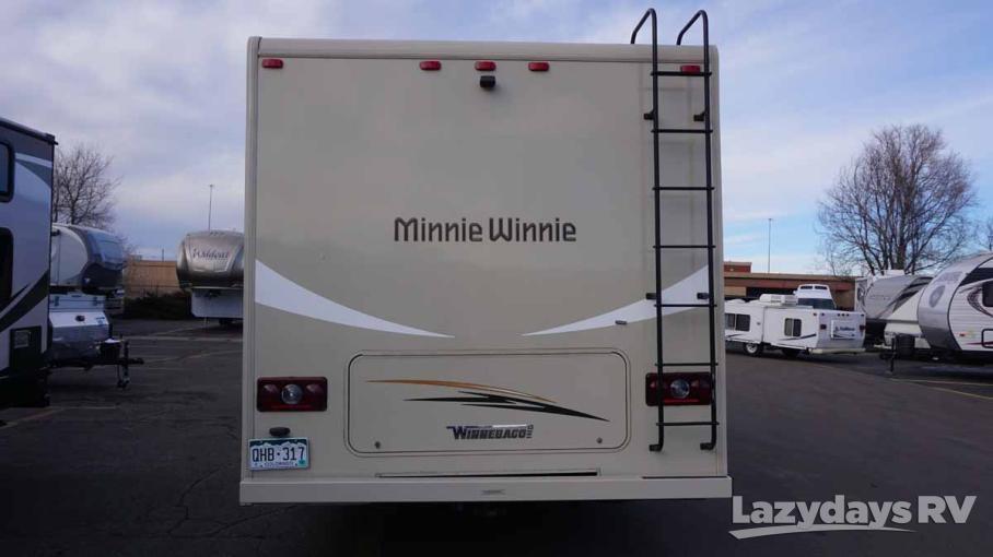 2016 Winnebago Minnie Winnie 31K
