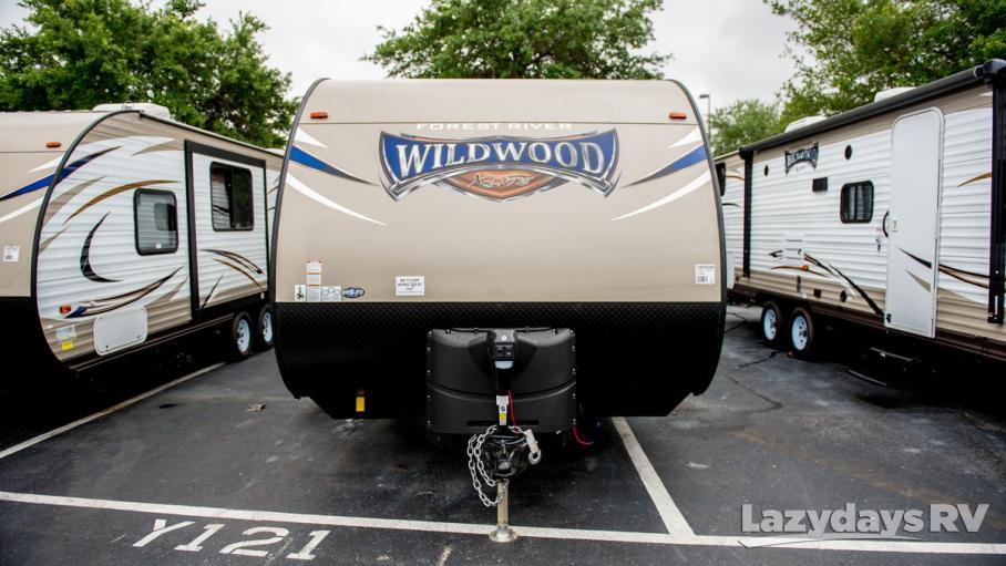 2017 Forest River Wildwood X Lite 254RLXL